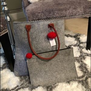 👜💖Two piece carrying bag